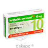 LORATADIN axcount 10 mg Tabl.